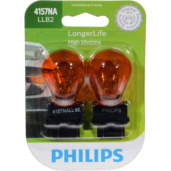 4157NA LongerLife Signaling Mini Light Bulbs
