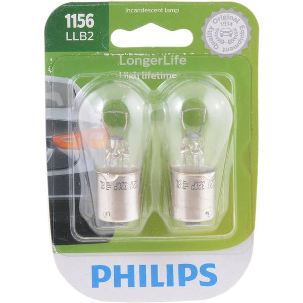 1156 LongerLife Signaling Mini Light Bulbs