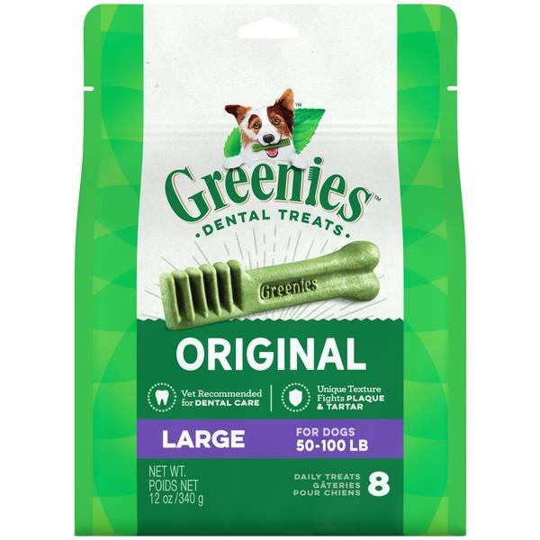 Large Dog Dental Chews