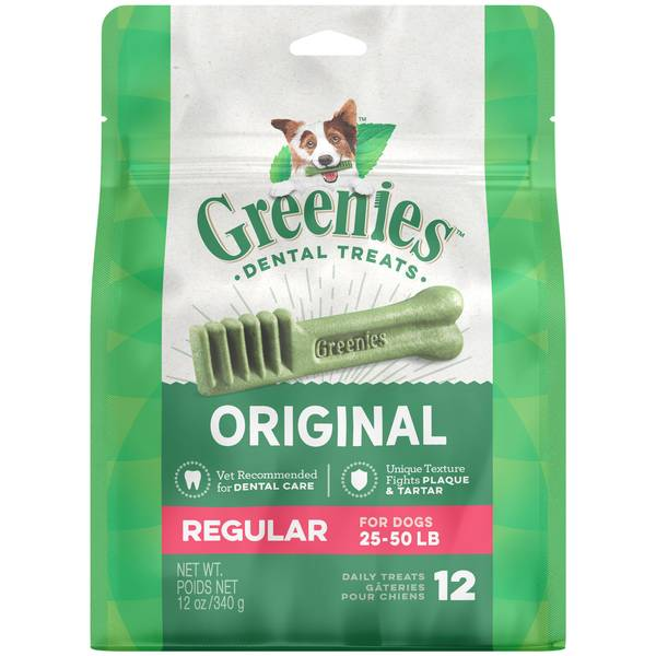 Regular Dog Dental Chews