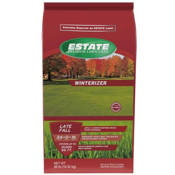 24-0-16 Late Fall Non - Phosphorus Winterizer