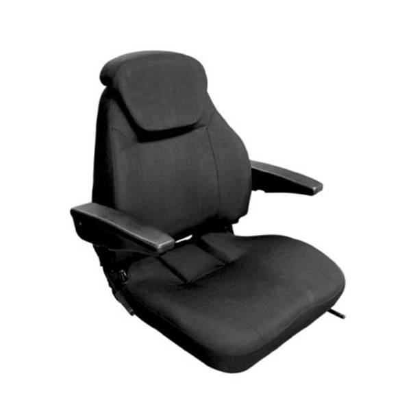Cordura Adjustable High - Back Seat