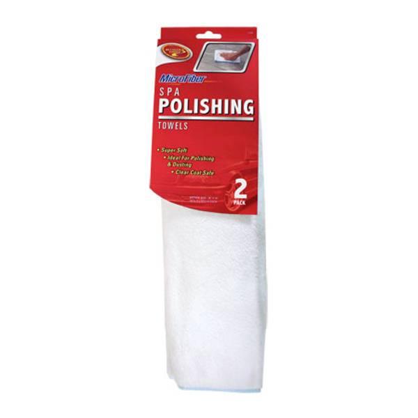 Spa Polishing Towels