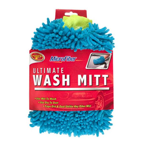Ultimate 2 In 1 Wash Mitt