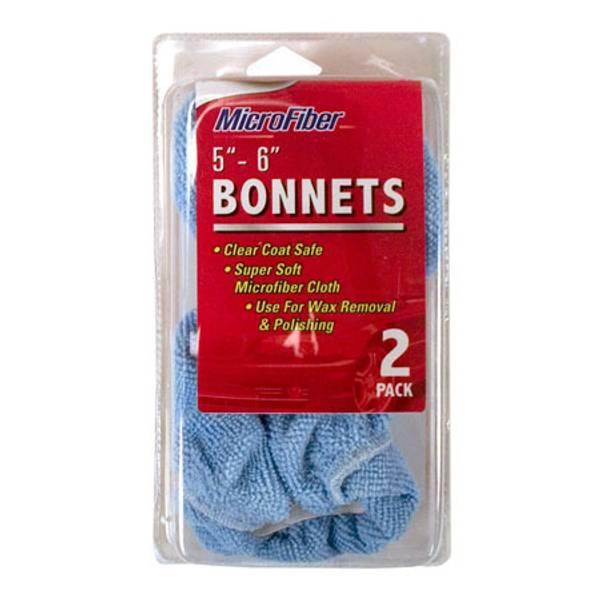 Microfiber Polishing Bonnet 2 Pack