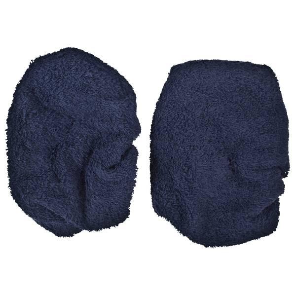 Terry Polishing Bonnet 2 Pack