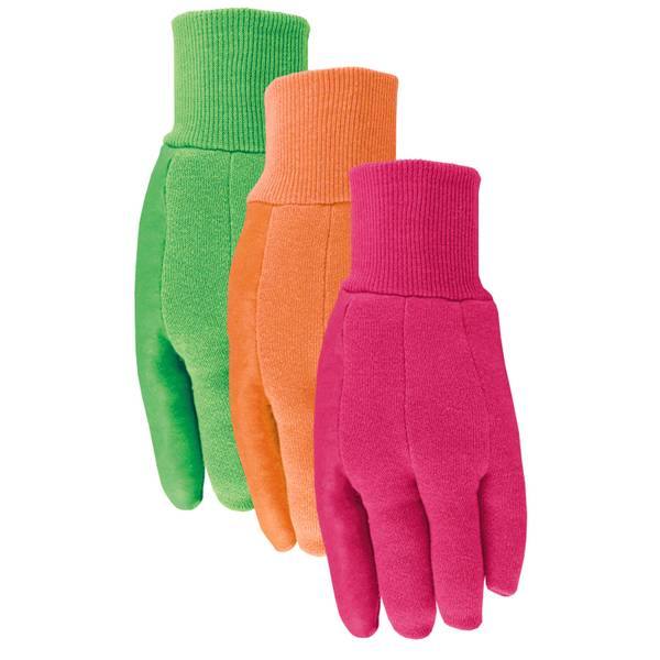 Women's Jersey 'N More Gloves