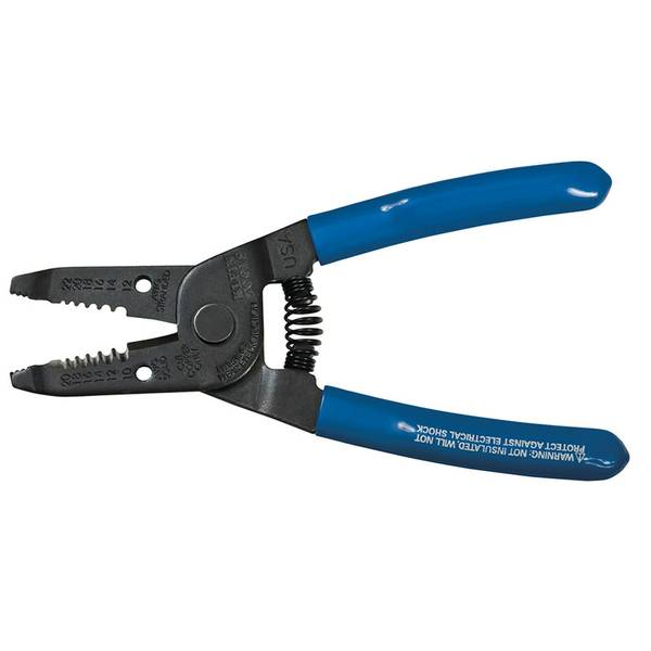 Wire Stripper / Cutter for Solid and Stranded Wire