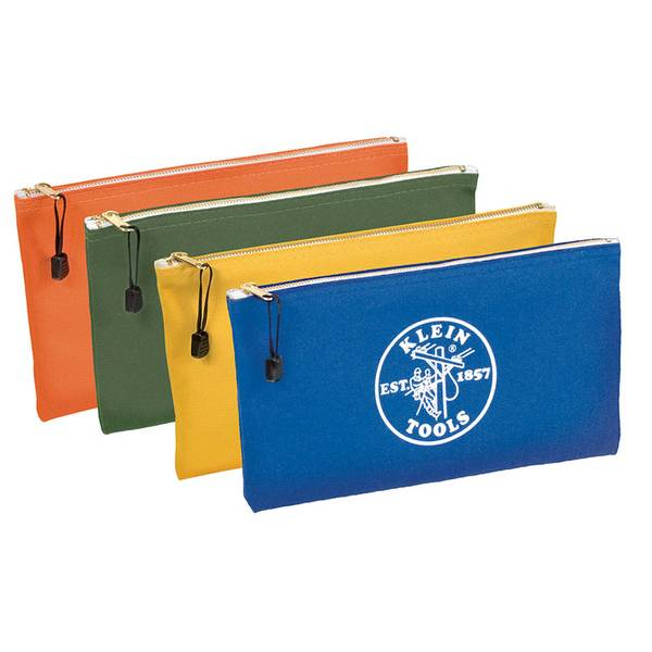 Zipper Bag Four Pack