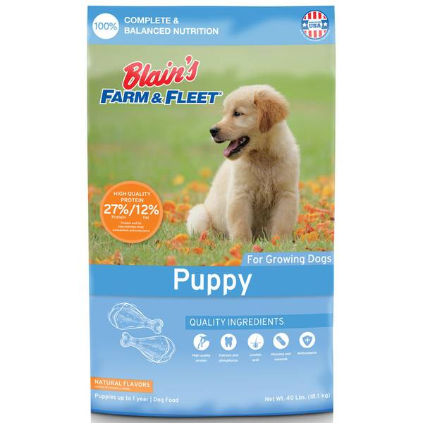 40 lb Puppy Formula Dog Food