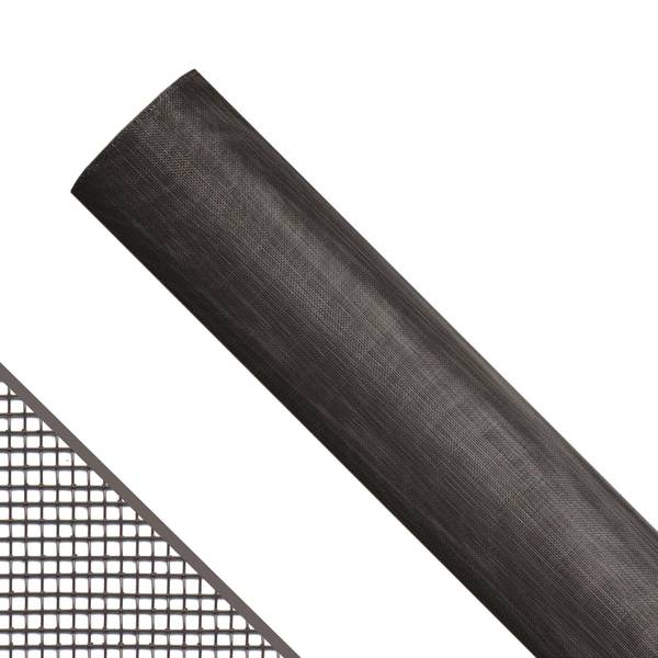 Charcoal Aluminum Screen 48""
