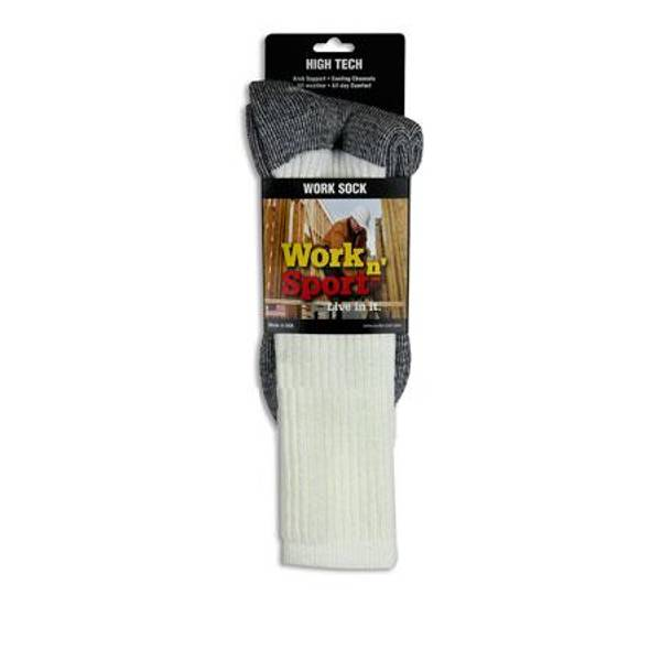 Men's 2-Pack All Weather Crew Sock