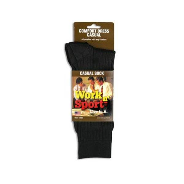 Men's Comfort Dress Casual Socks