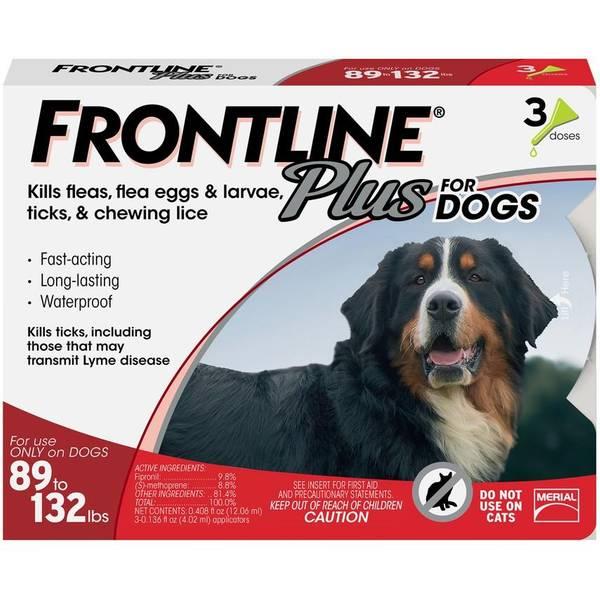 Frontline Flea Medicine For Small Dogs