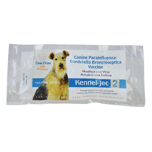 Kennel - Jec - 2 Canine Vaccine