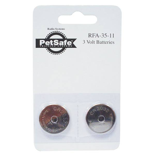 Lithium Battery - 2 Pack