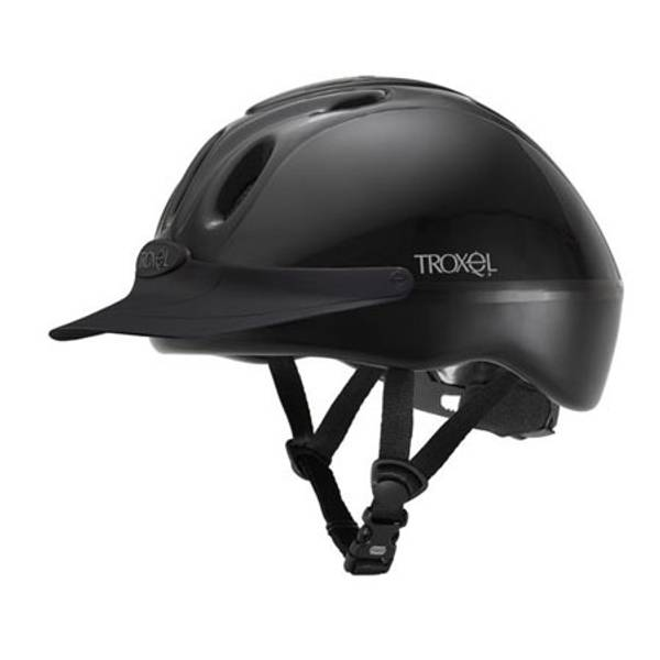 Black Spirit All - Purpose Riding Helmet