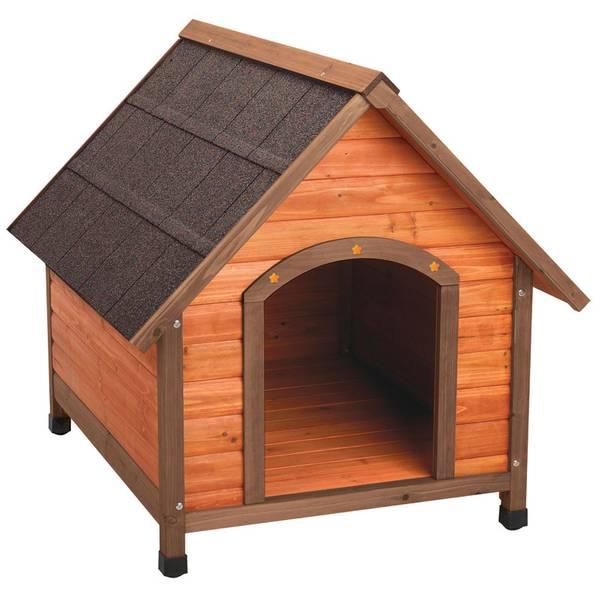 Premium+ A-Frame Doghouse