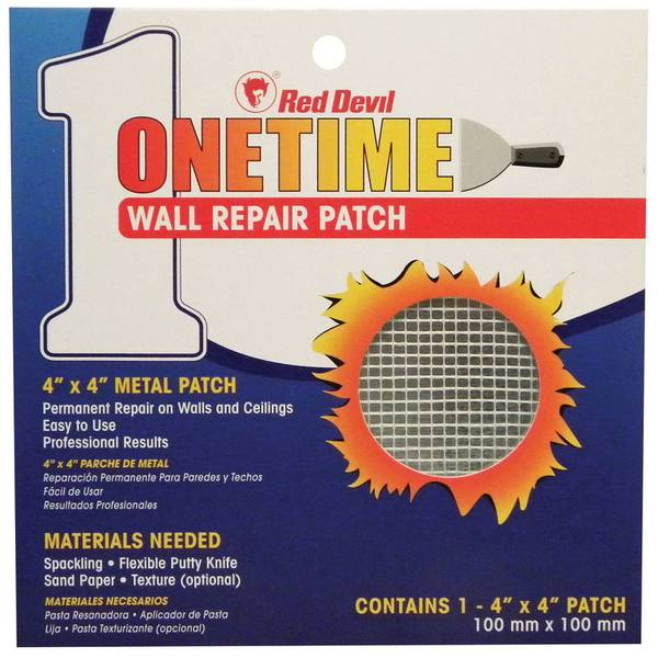 Onetime Wall Repair Patch