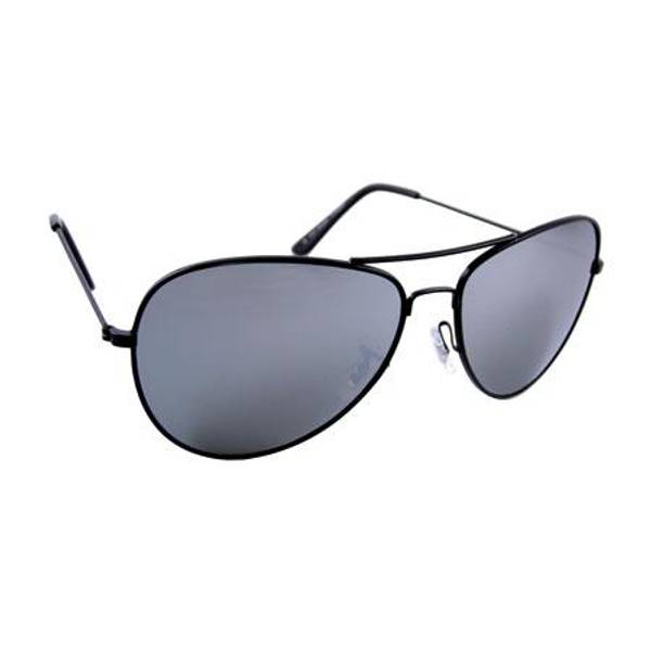 Opti Shield Aviator Silver Mirror