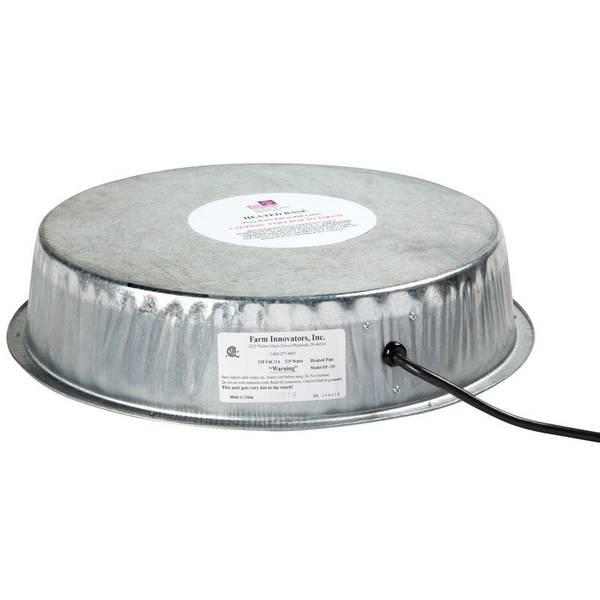 Farm Innovators Electric Water Heater Base Hp 125