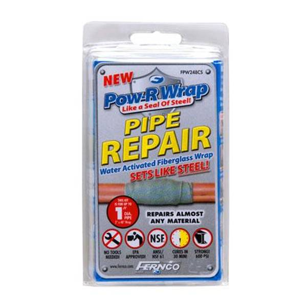 Pow-R Wrap Pipe Repair Kit
