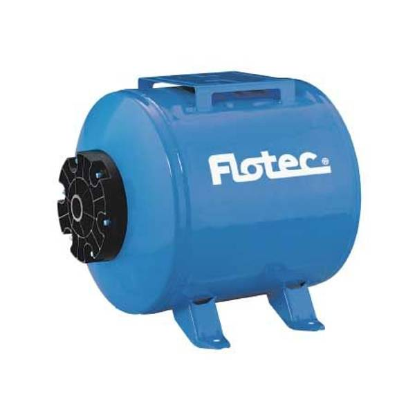 Flotec Horizontal Pre Charged Pressure Tank