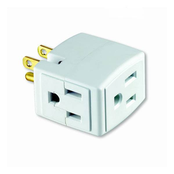 Triple Outlet Adapter