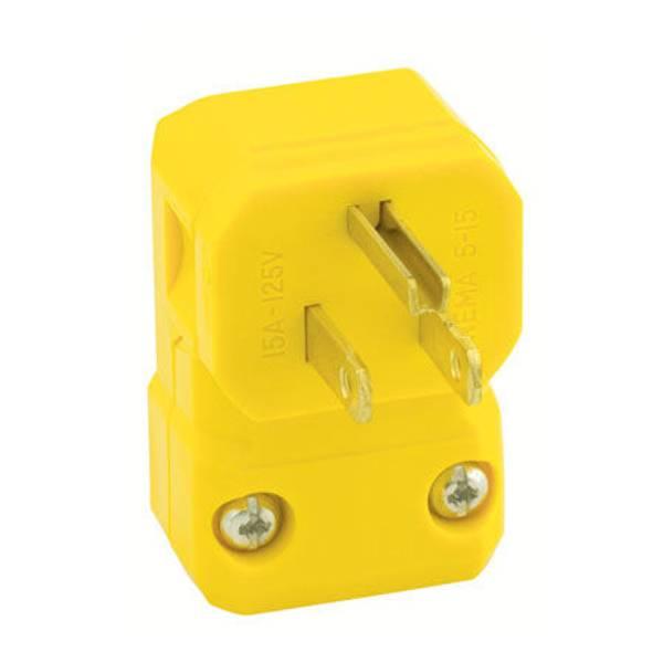 Python Angle Industrial Grade Plug