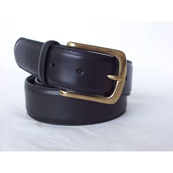 Big Men's  35mm Feather Edge Belt
