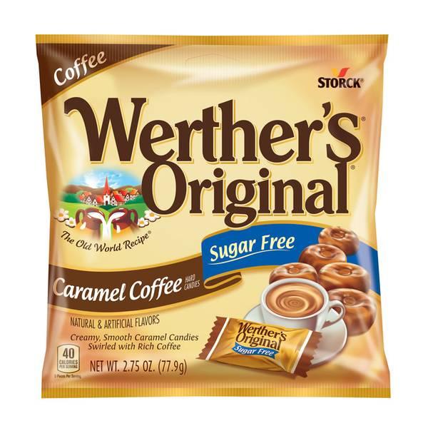 Caramel Coffee Sugar Free Hard Candy