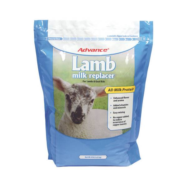 Lamb Non-Medicated Milk Replacer
