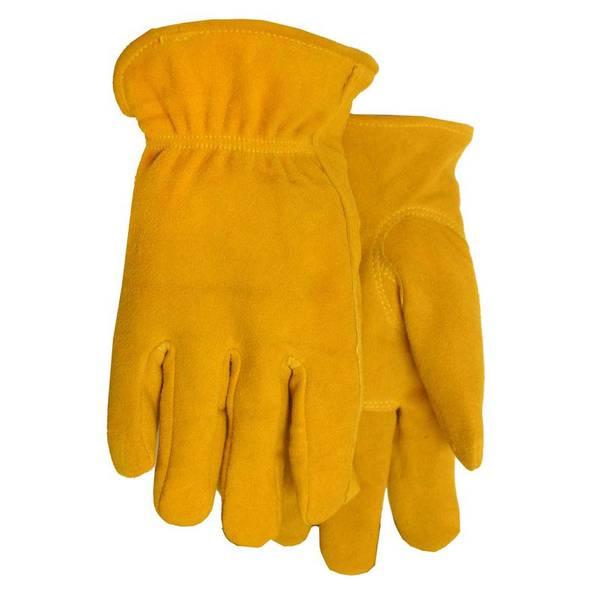 Men's Suede Buck Thinsulate Gloves