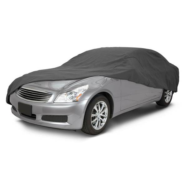 Deluxe PolyPro III Car Cover
