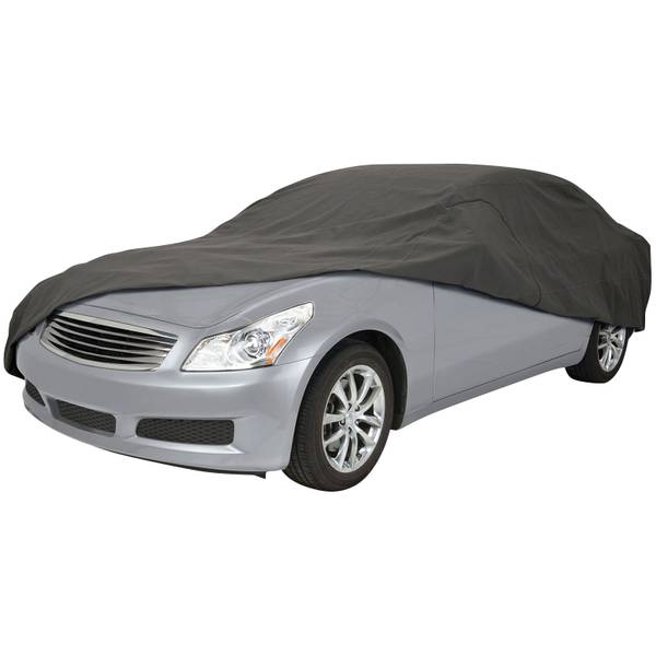 Fleeced Satin Covercraft Custom Fit Car Cover for Select Buick Series 90 Models FS13583F5 Black