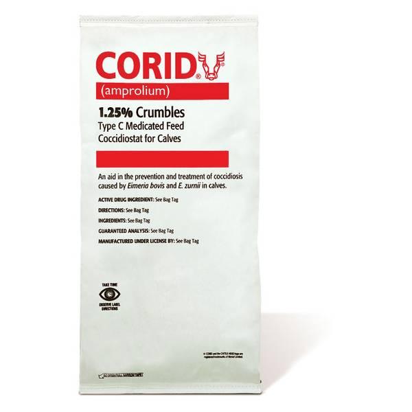 Corid Peller 1.25%