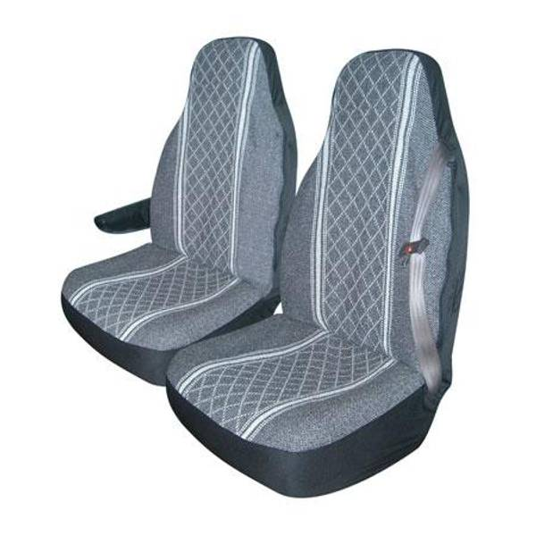 Diamond Back Seat Cover for Large Bucket Seats