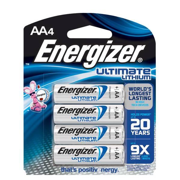 "Lithium ""AA"" Batteries"