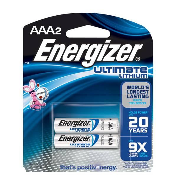 """Lithium """"AAA"""" Batteries"""