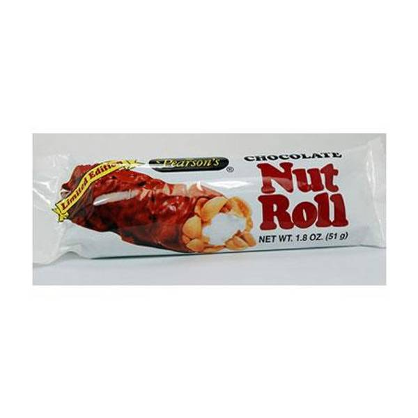 Chocolate Nut Roll