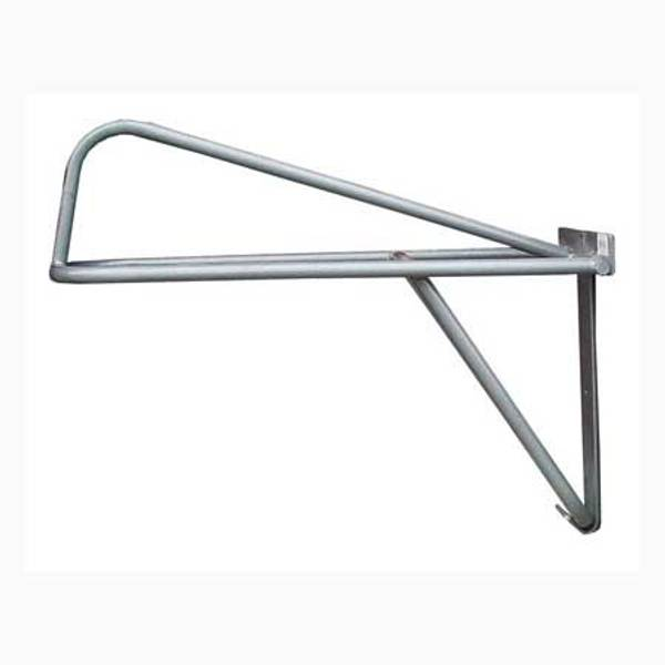 Wall Mount Folding Saddle Rack