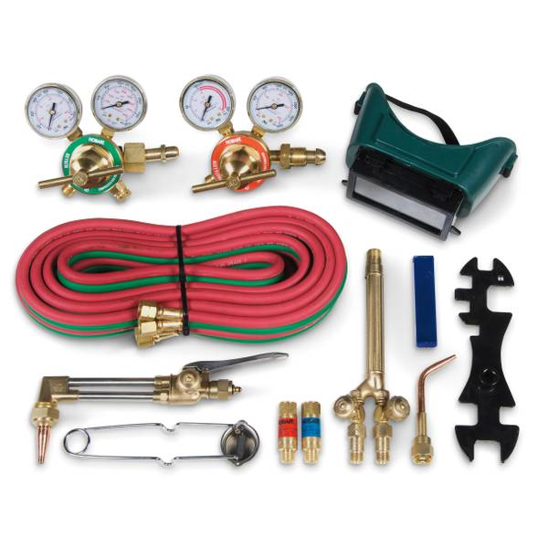 Medium Duty Oxy - Acetylene Cut / Weld Kit