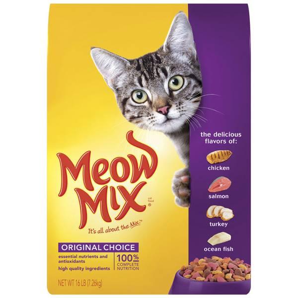 Original Flavor Cat Food