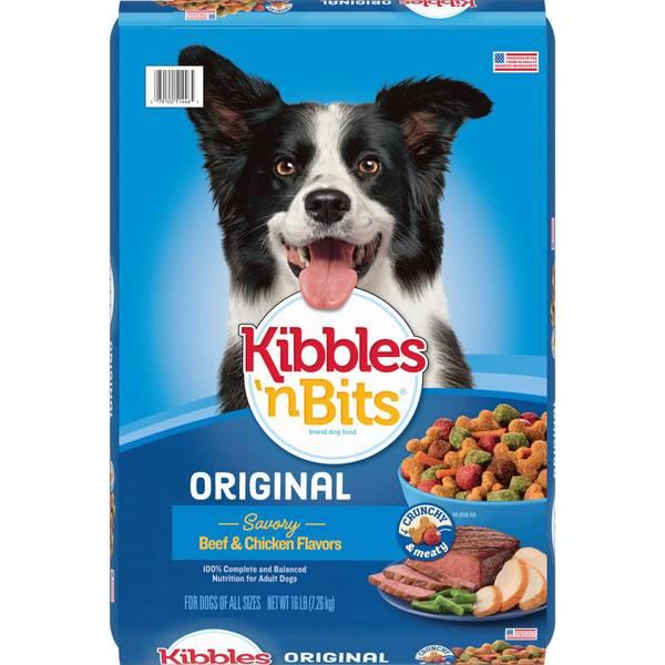 Tractor Bits Dog Food