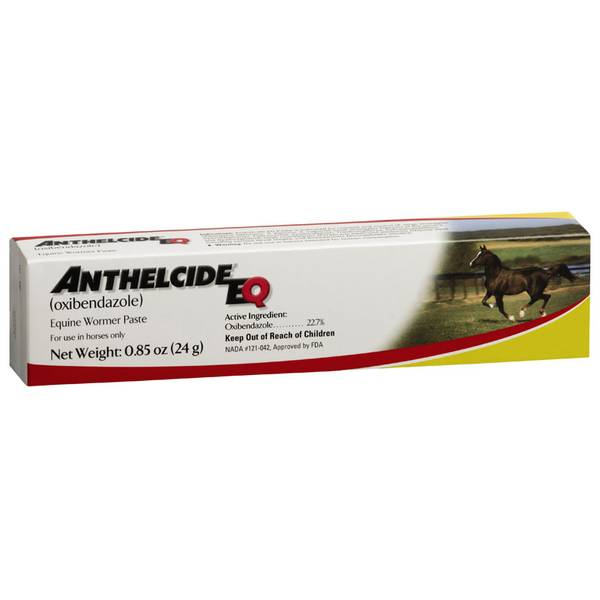 Anthelcide EQ Horse Dewormer