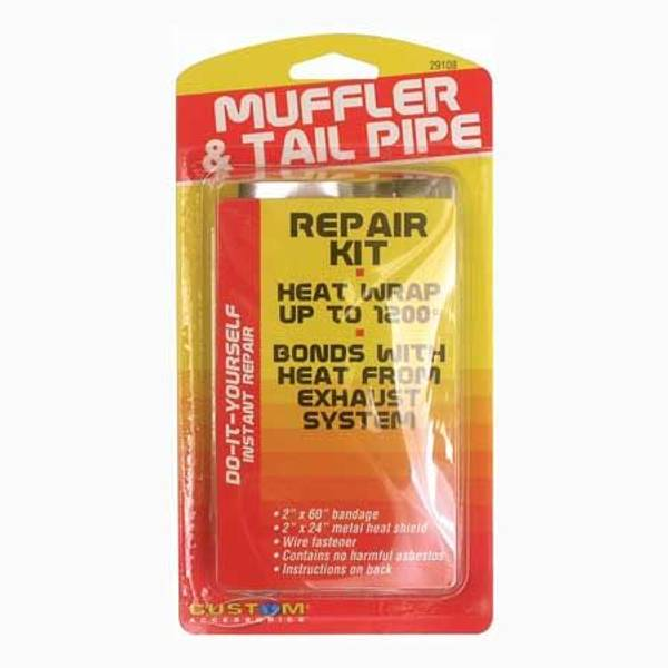 Muffler and Tail Pipe Repair Kit