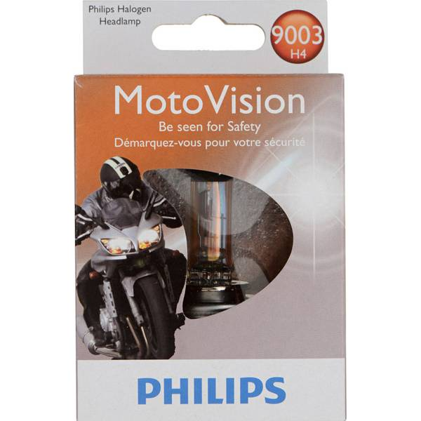 9003 MotoVision Headlight