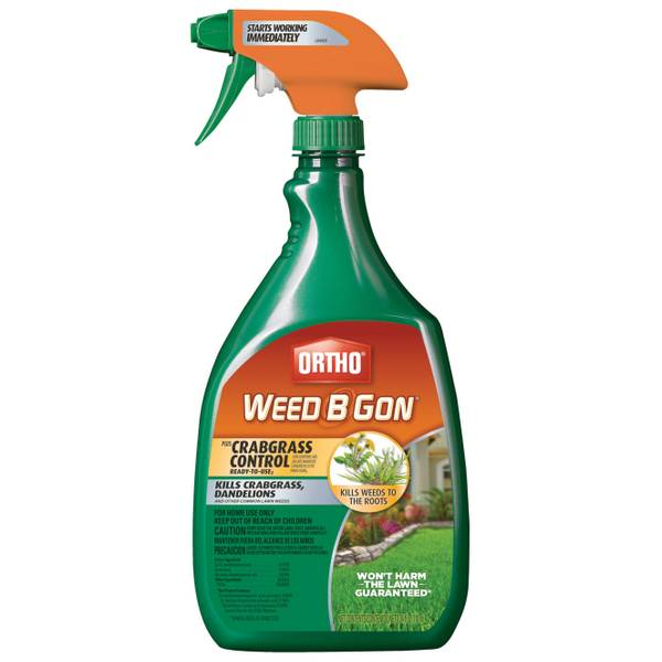 Weed - B - Gon Max Plus Crabgrass Control Ready - To - Use