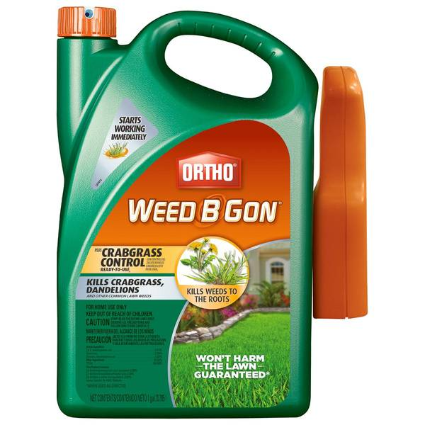 Weed-B-Gon Max Plus Crabgrass Control Ready-To-Use
