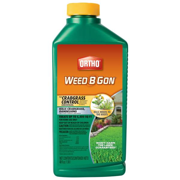 Weed - B - Gon Max Plus Crabgrass Concentrate
